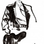 JOHNNY CASH par Kleist