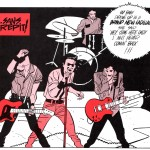THE CLASH par Clerc