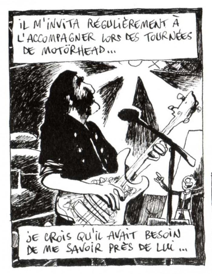 LEMMY par Bouzard