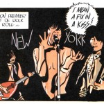 NEW YORK DOLLS par Clerc