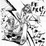 AC/DC par Olivier Martin