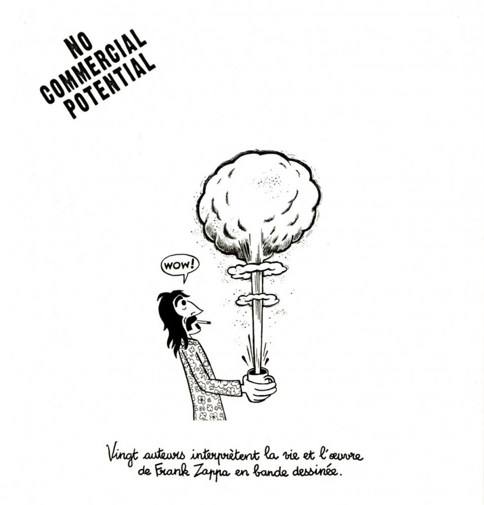 Frank Zappa Comics Tribute © L'Oeuf, 2012