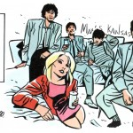 BLONDIE par Clerc