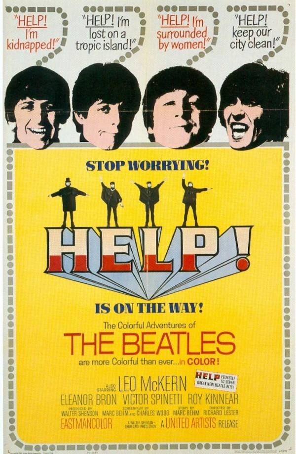 Parce que c'est la seule plus mauvaise chanson des Beatles