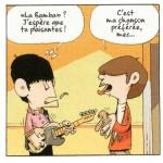 JAGGER - RICHARDS par Mirroir