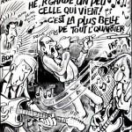 RICKIE BANLIEUE ET SES RIVERAINS par Margerin