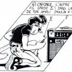 ROCKER BRANCHÉ par Cornillon