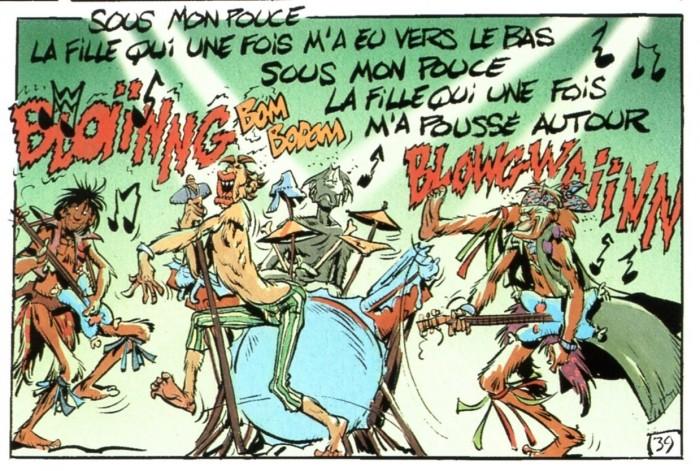 GROARING TROLLS par Mourier