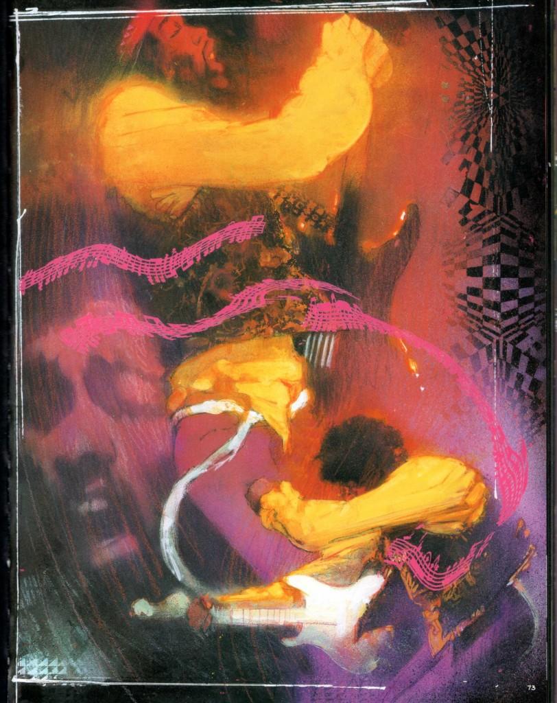 Hendrix - Sienkiewicz