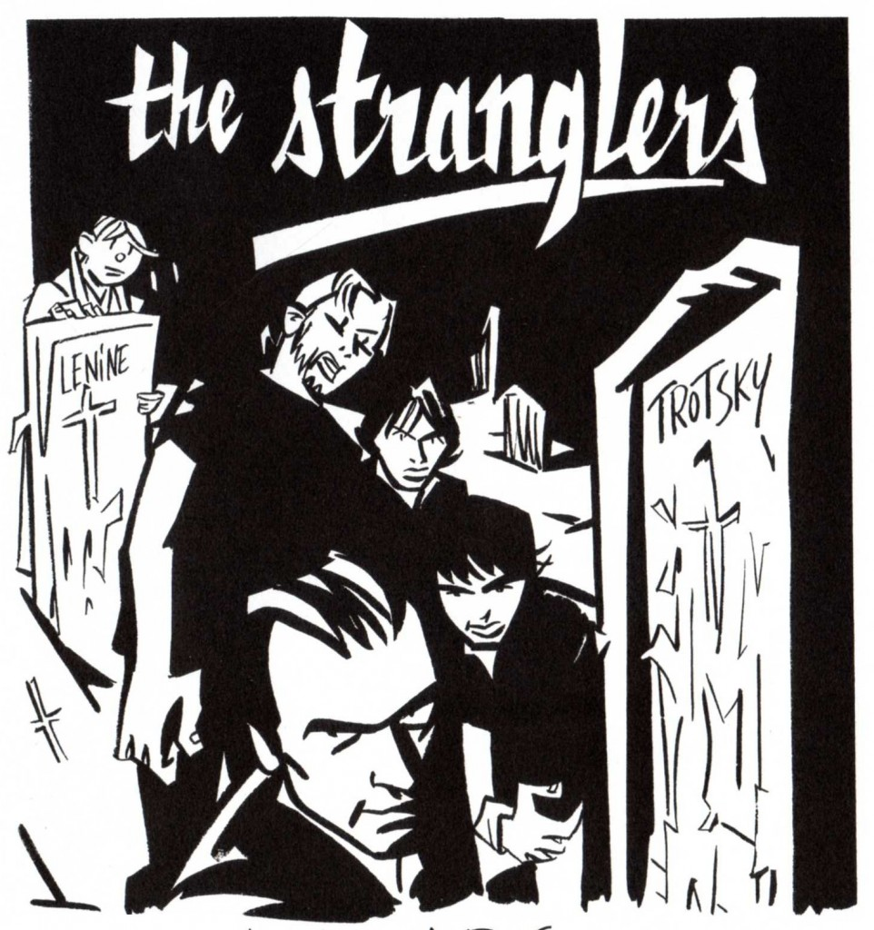 Stranglers - Clerc