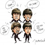 BEATLES par Jean Solé