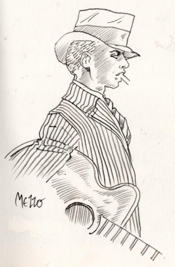 ROBERT JOHNSON par Mezzo