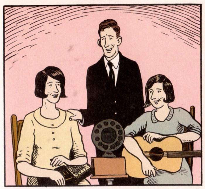 Famille Carter 1