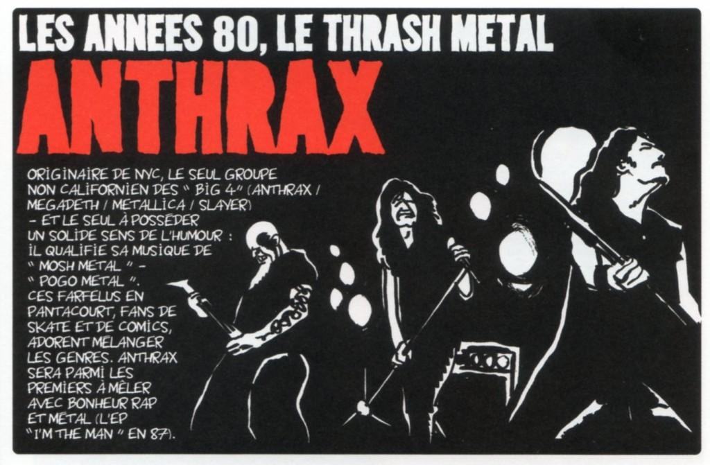 Le Heavy Metal ; Bourhis © Le Lombard, 2016